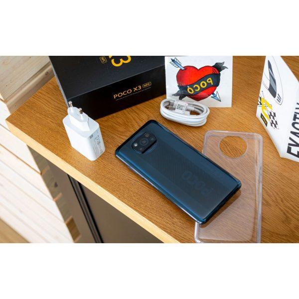 موبایل شیائومی مدل POCO X3 دو سیم کارت ظرفیت 128 گیگابایت