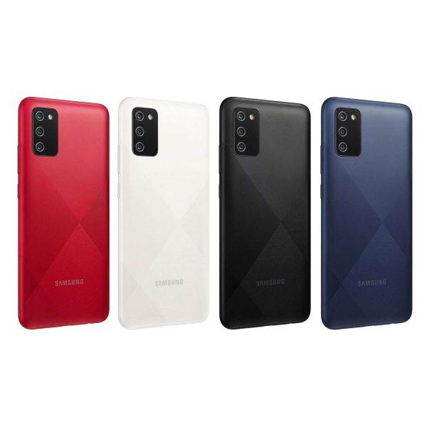 گوشی موبایل سامسونگ Galaxy A02s دو سیمکارت ظرفیت 32 گیگابایت