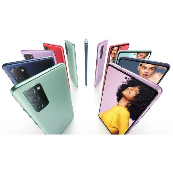 موبایل سامسونگ Galaxy S20 FE دو سیم کارت ظرفیت 128گیگابایت حافظه رم 8 گیگابایت
