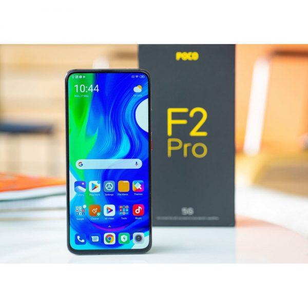 موبایل شیائومی مدل Poco F2 Pro  دو سیم کارت ظرفیت 128 گیگابایت رم 6 گیگابایت